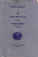 Twentith Annual Catalogue 1906-1907; Florida State Normal and Industrial College for Colored Students, Tallahassee, Florida