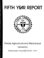 Fifth year report : Submitted to the Commission on Colleges, Southern Association of Colleges and Schools, August 1973