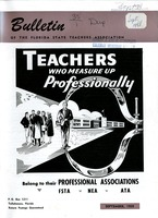 Bulletin of the Florida State Teachers Association