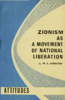 Zionism as a movement of national liberation