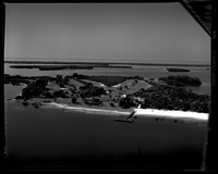 [Useppa Island, looking west toward the Gulf of Mexico]