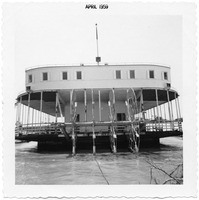Paddlewheel of The Algiers