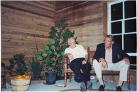 [Francis and Sam Bailey, Sanibel Historical Village and Museum, 1993]