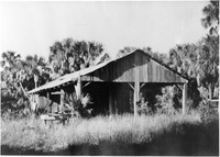 One of Oliver Bowen's Barns in 1958