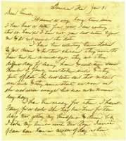 Letter to Earnest Bailey from Frank (Part 1)