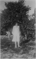 Dot (Dorothy) Van Sickel on Sanibel