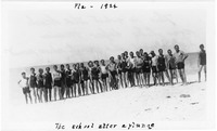 Group from Snyder Boys School Go for a Swim