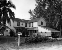 White Heron House on Sanibel-Captiva Road