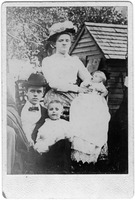 Family of Walter A. Skinner