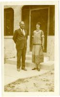 Robert Graham and Imogene Bubbett Rahn