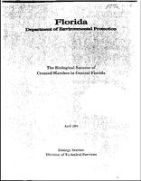 Biological Success of Created Marshes in Central Florida
