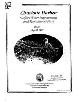 Charlotte Harbor Surface Water Improvement and Management Plan
