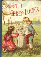 Little curly locks: story and rhyme for boys and girls at Christmastime