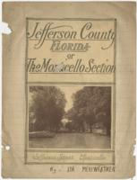 Jefferson County Florida or The Monticello Section