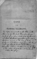 Case of the Florida claimants