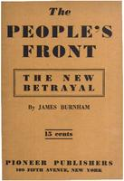 The People's front: The new betrayal