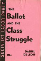 The ballot and the class struggle