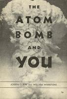 The atom bomb and you