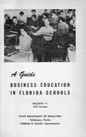 A guide, business education in Florida schools