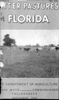 Better pastures for Florida