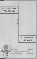 A guide to teaching in the intermediate grades