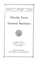 Florida facts and general statistics