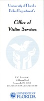 University of Florida Police Department's Office of Victim Services