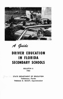 A guide: driver education in Florida secondary schools