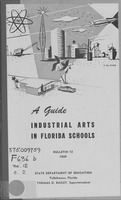 A guide, industrial arts in Florida schools