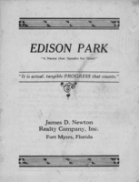 Edison Park : A Name that Speaks for itself