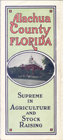 Alachua County Florida Supreme in Agriculture and Stock Raising