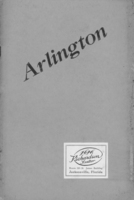 Arlington : Past, Present, and Anticipated