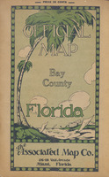 Official Map Bay County, Florida