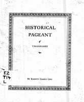 Historical pageant of Tallahassee