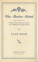 Year book: Boylan School