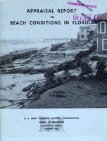 Appraisal report on beach conditions in Florida