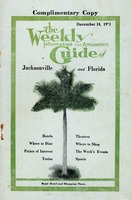 Mr. Bonfield's weekly information and amusement guide of Jacksonville and Florida