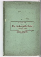 Report of the Jacksonville Relief Association