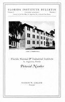 Florida Institute bulletin