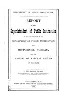 Report of the Superintendent of Public Instruction: 1869