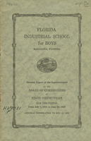 Florida Industrial School for Boys: Marianna, Florida