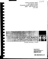 Historic structure report and resource study: Pensacola harbor defense project, 1890-1947, Florida unit, Gulf Islands National Seashore, Escambia & Santa Rosa counties