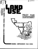 Land use policy plan summary