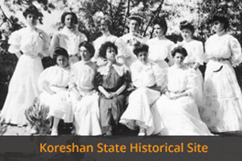Koreshan State Historical Site